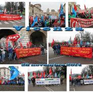Sciopero Burgo a Vicenza venerdì 28 novembre