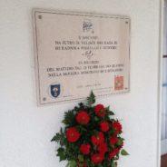 Celebrazione 77° anniversario tragedia mineraria ad Arsia (Croazia)